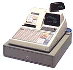 Casio TK-2600 Cash Register