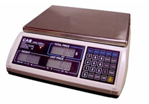 CAS S-2000-JR-60 Price Computing Scale