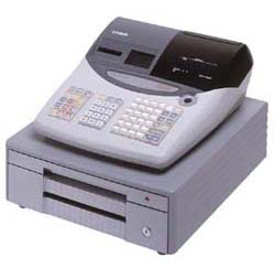 Casio PCR-T2000 Cash Register, Casio PCR T2000 Cash Register