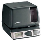 Amano PIX - 21 Electronic Time Recorder