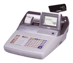 Casio TE-3000S Cash Register